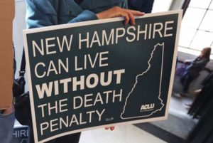 Usa, il New Hampshire abolisce la pena di morte