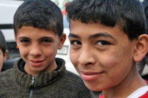 Lecciones de empatía de un muchachito palestino