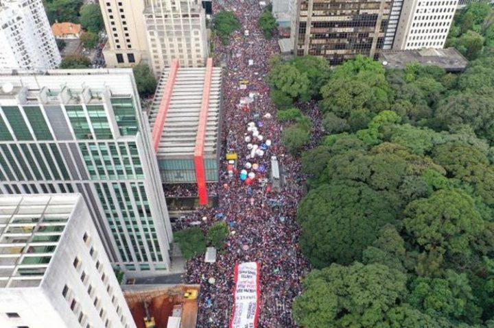 Brasile, Resistenza, Lotta, Libertà