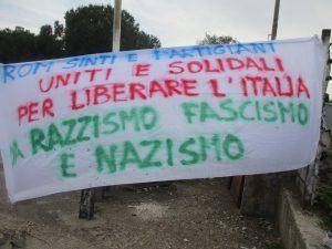 Casal Bruciato: uniti e solidali per liberare Roma da razzismo e fascismo