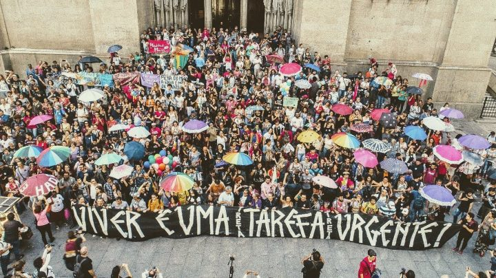 Campaigns: Art for Democracy and Love Will Overcome Hatred