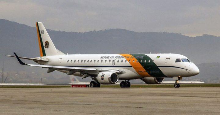 Os Aviões Presidenciais de Pinochet e Bolsonaro