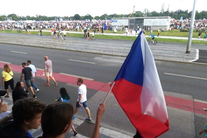 Grande manifestation en République tchèque : 300.000 personnes dans les rues de Prague contre le gouvernement