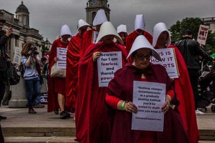 Manifestation «Stop Trump» à Londres