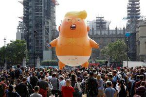 Visita di Trump nel Regno Unito: con amici come questi…