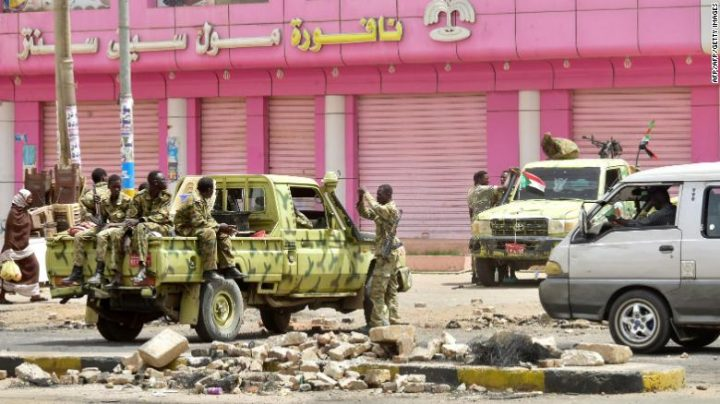 Millions join general strike in Sudan to dislodge army as civil disobedience campaign entered second day: 120 killed