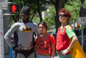 Who's afraid of LGBT superheroes?