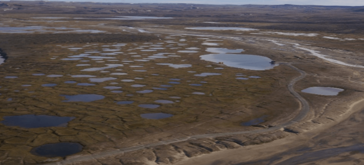 Arctic Permafrost Melting 70 Years Sooner Than Expected