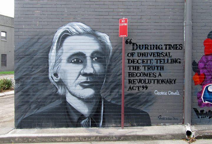 Julian Assange y esas informaciones que pueden cambiar el mundo