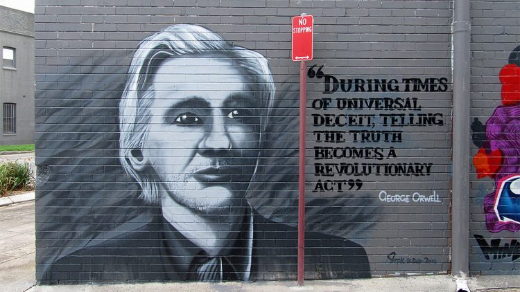 Julian Assange et les informations qui peuvent changer le monde