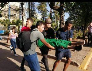 La lucha continúa en Honduras