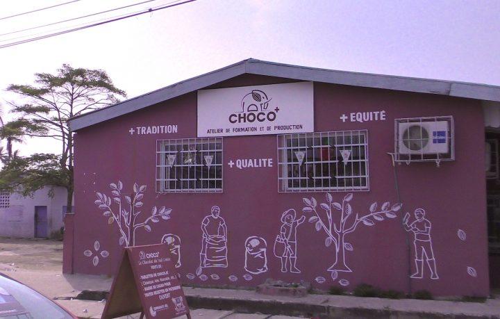 Lavorare in una cioccolateria in Costa d'Avorio. Storia di Fatou