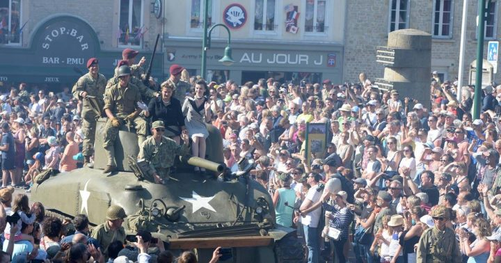 Strange D-Day Celebrations:  Mocking the Reasoned History