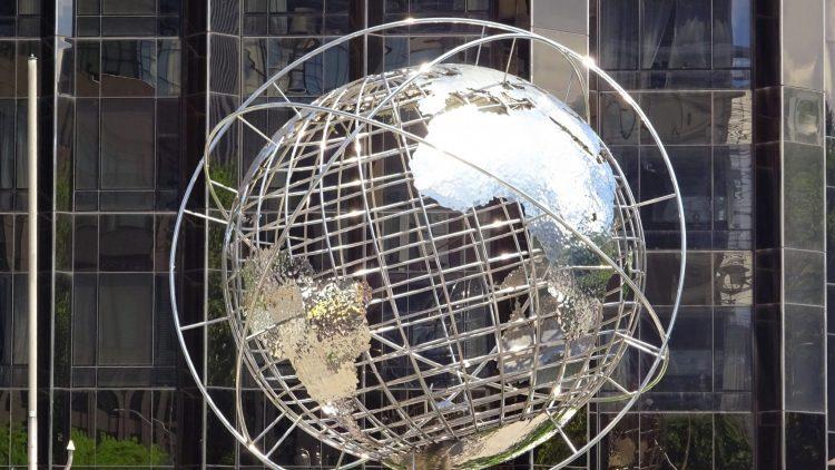 New York : perspectives du monde de l'utopie