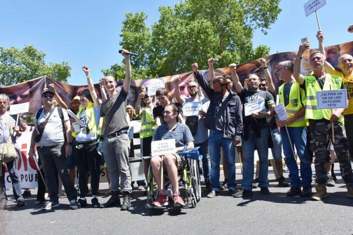La Marche des mutilés