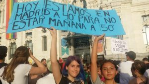 Decenas de miles de personas defienden Madrid Central
