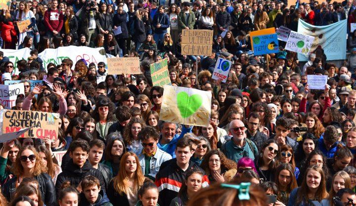 """""""Ragazzi irresponsabili"""": parte oggi il crowdfunding del film su Fridays For Future Italia"""
