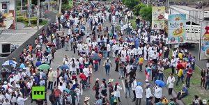 Governo de Honduras responde com mais repressão e violência a crise social