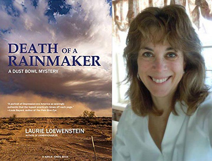 Una charla con Laurie Loewenstein