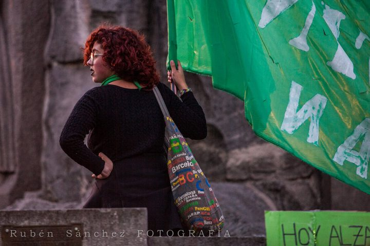 [Argentine : Avortement légal sûr et gratuit] Manifestation du 3 juin, #NiUnaMenos [Pas une de moins]