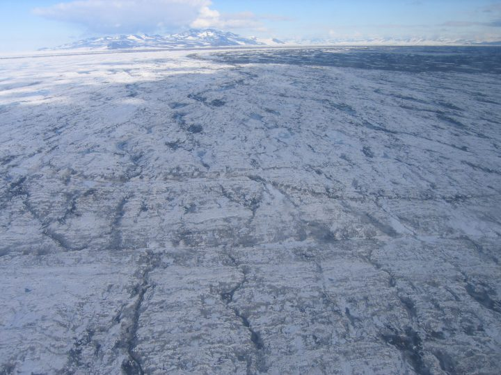 Beyond climate tipping points: Greenhouse gas levels exceed the stability threshold of the ice sheets