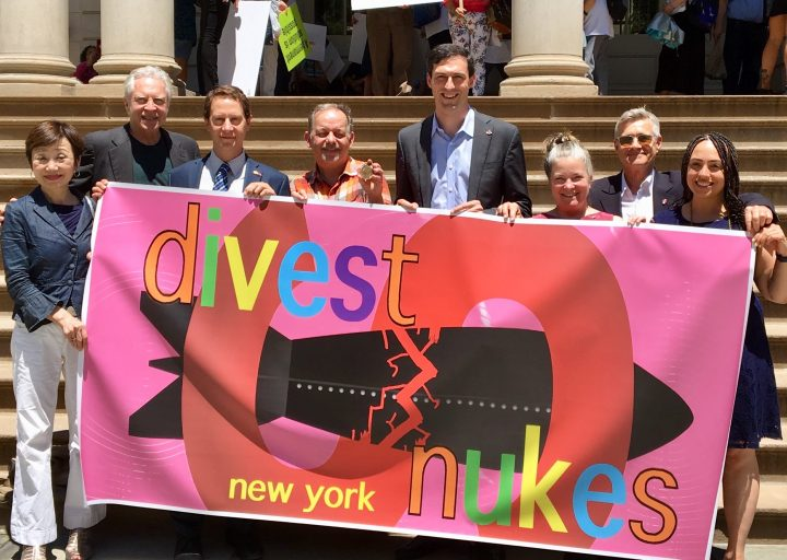 New York City Moved to Divest and Ban Nuclear Weapons