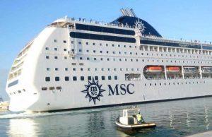 Toninelli: tranquilos, en poco tiempo habrá otra vez grandes embarcaciones en Venecia