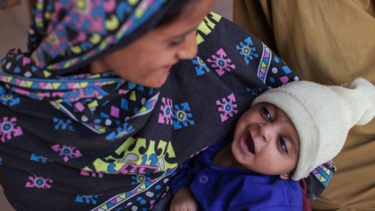 malnutrizione in Pakistan
