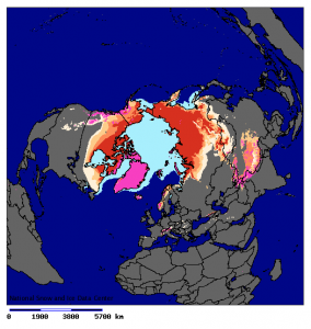 Permafrost Collapses 70 Years Early