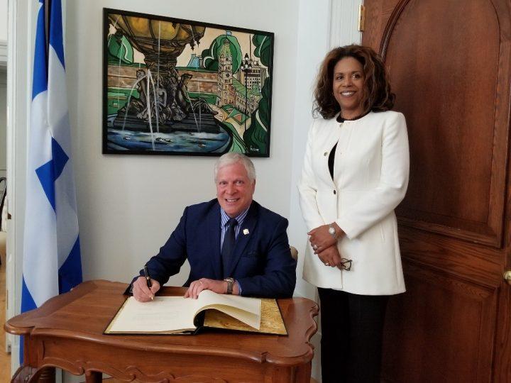 Québec : une Haïtienne aux Droits de la personne à la CDPDJ