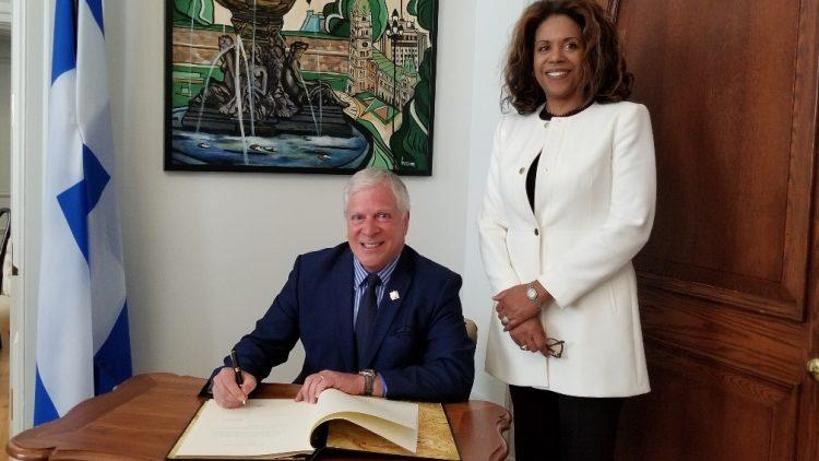 Québec: une Haïtienne aux Droits de la personne à la CDPDJ