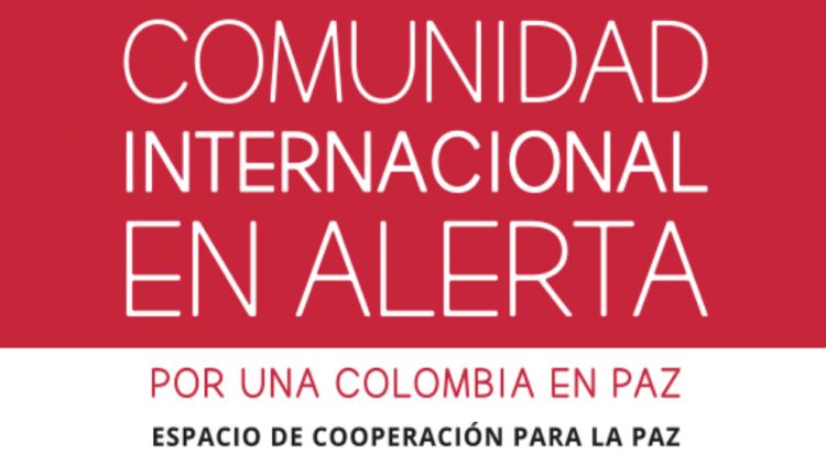 Campaña por una Colombia en paz