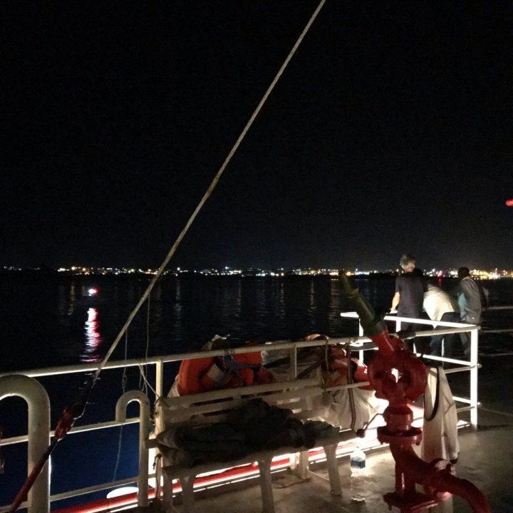 La Sea Watch attracca a Lampedusa. Carola Rackete arrestata