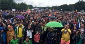 Die U.S. Militärbasis in Ramstein & die anstehende Demonstration dagegen – Interview mit Reiner Braun