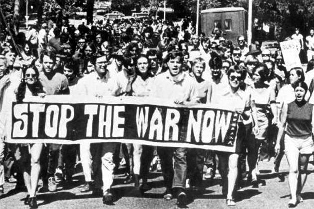 The Antiwar Movement No One Can See