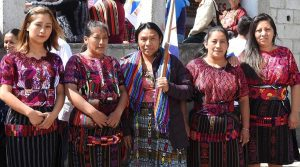 Guatemala, presenza maya nelle prossime elezioni