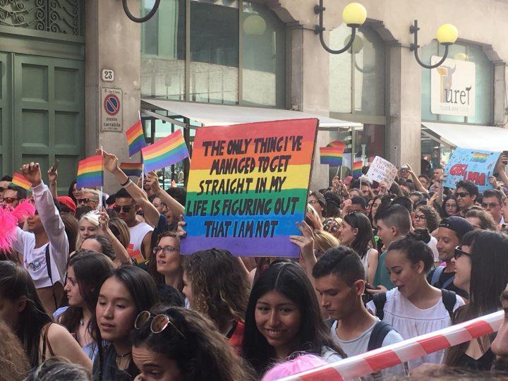 Orgullo Gay Turín 2019