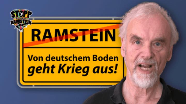 Von deutschem Boden geht Krieg aus!