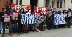 El calvario de Julian Assange es el nuestro