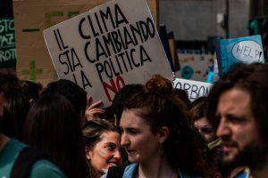 Crisi climatica, il panico prossimo venturo