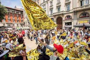 Milano con la SeaWatch: #fateliscendere