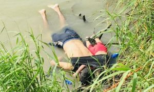 Image of drowned father and daughter sparks global outrage against US anti-immigrant rampage