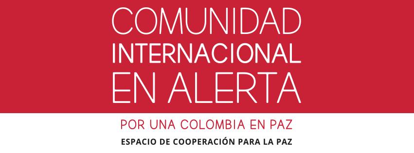 Comunidad internacional en alerta por una Colombia en paz