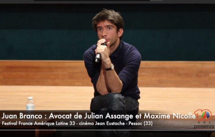 Juan Branco : Gilets Jaunes & Extrémisme