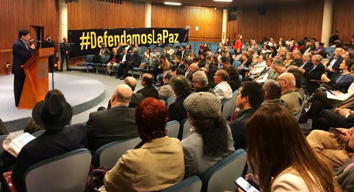 Definen estrategia en Colombia para salvar la paz