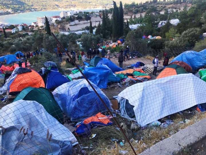 Grecia: Le ONG fuori dai nuovi centri per migranti sulle isole dell'Egeo