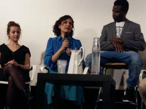 """""""Fiore gemello"""", due veri ex migranti-attori nel dramma simbolico dei minori non accompagnati"""