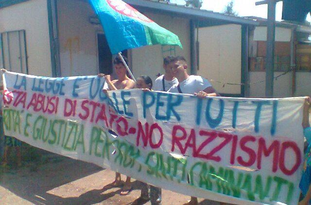 verità e giustizia per rom sinti caminanti