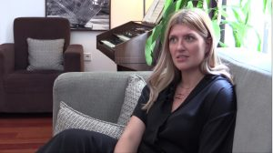 Interview with Beatrice Fihn, International Campaign to Abolish Nuclear Weapons
