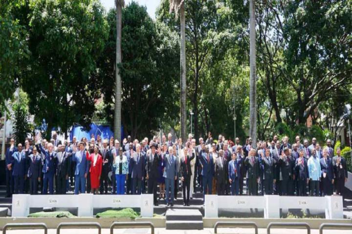 Mnoal defendió en Venezuela premisa de consolidar paz entre naciones